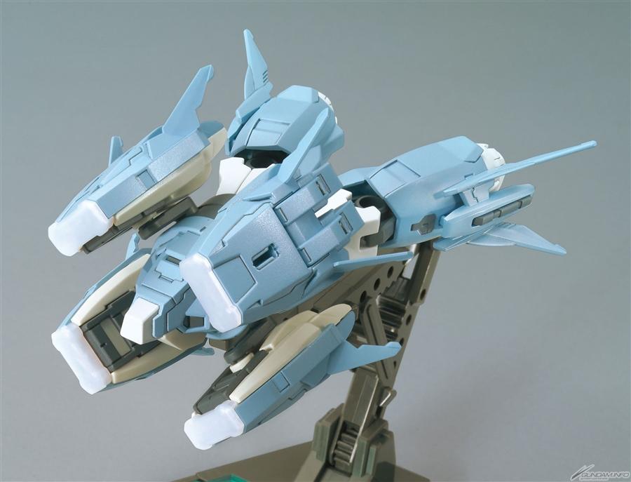 Bandai HGBD Seravee Gundam Scheherazade