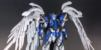 Hi-Resolution Wing Gundam Zero Custom
