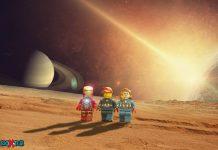 Lego Marvel Avengers in Space
