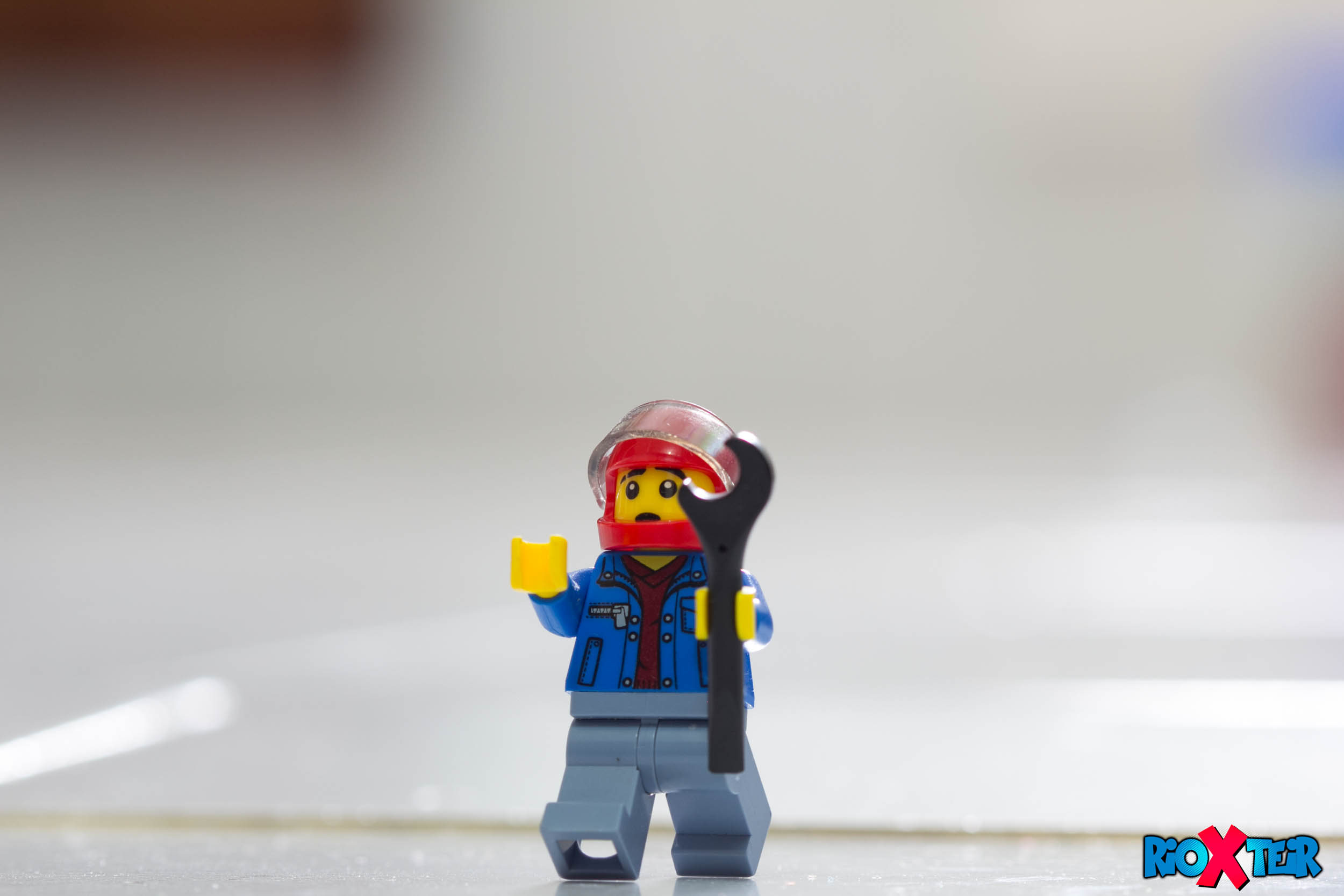 Lego Man Lost In Space