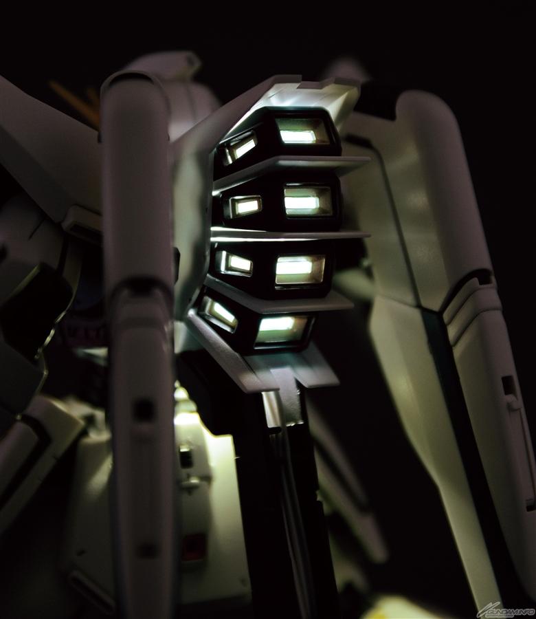 Bandai MG Gundam F91 Ver. 2.0