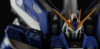MG 1/100 Hi Nu Ver. Ka Simpro Conversion