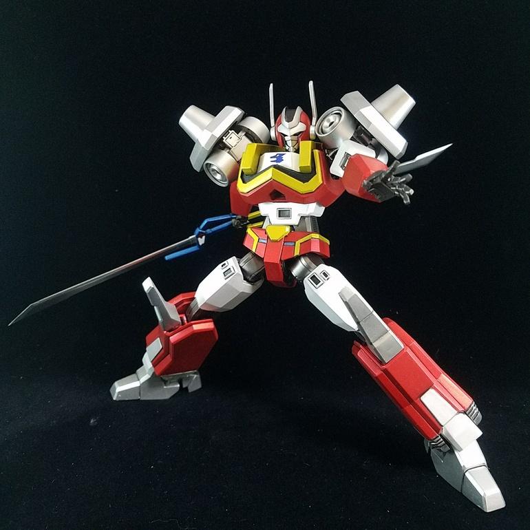 MG Gundam Age-1 Normal Baikanfu