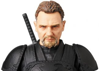 Medicom Mafex Ras al Ghul The Dark Knight Trilogy