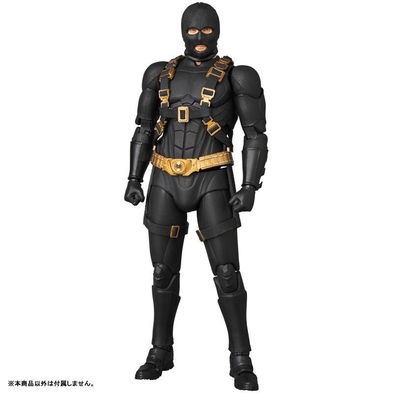 Medicom Mafex Bruce Wayne The Dark Knight Trilogy