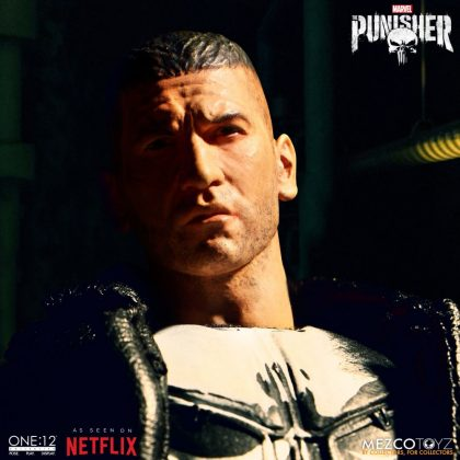 Mezco Toyz One:12 Collective Series Punisher Netflix