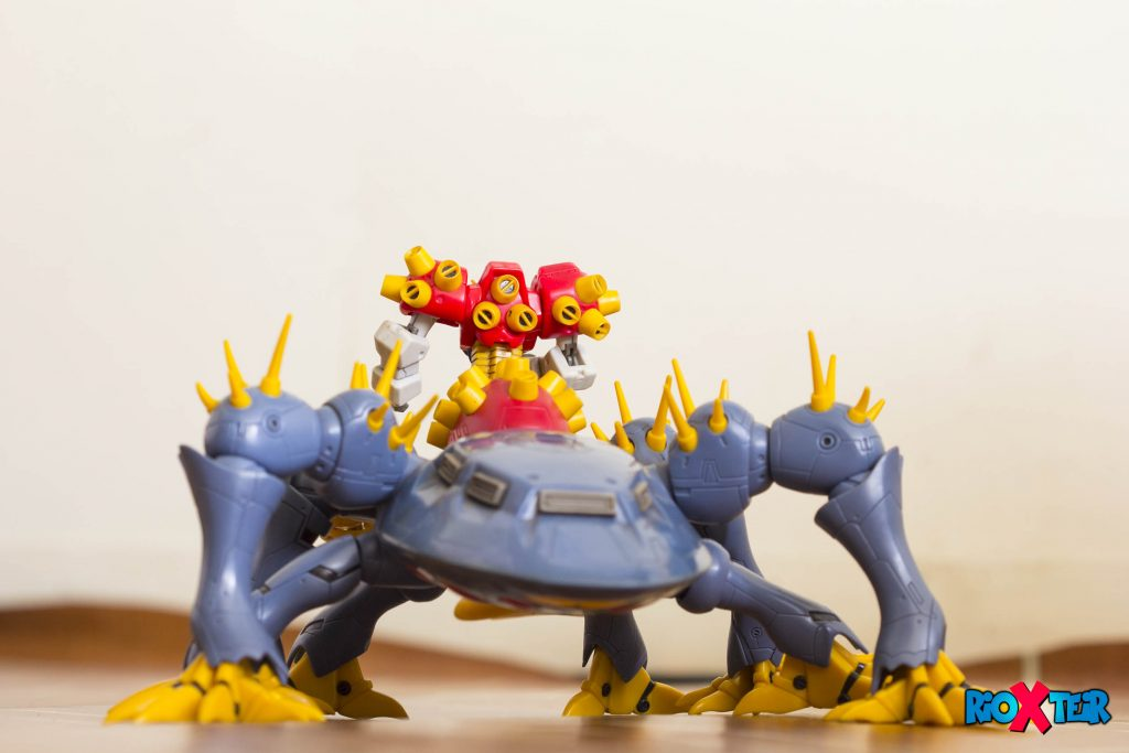 Bandai MSIA Devil Gundam