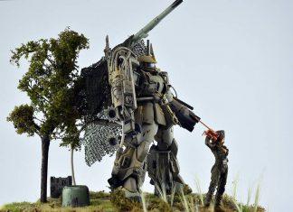 Revenge Recharge MG Zaku Shin Matsunaga