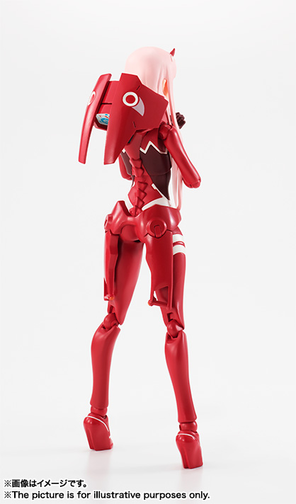 Bandai S.H.Figuarts Zero Two DARLING in the FRANXX