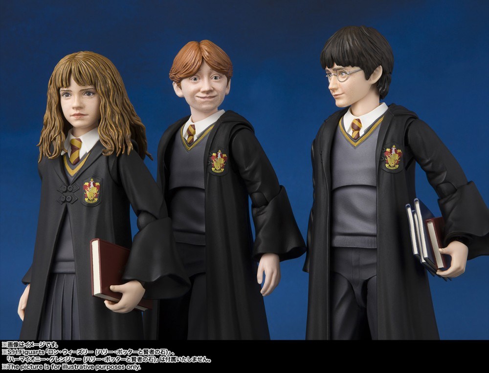 Bandai SHFiguarts Harry Potter and the Sorcerers Stone