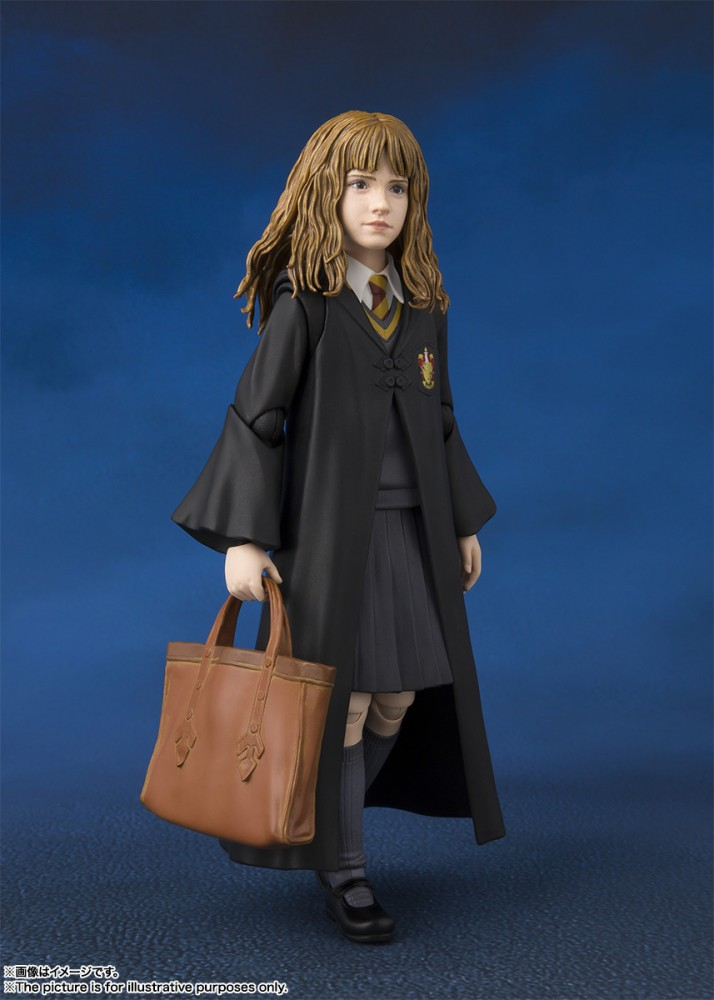 Bandai SHFiguarts Hermione Granger Harry Potter and the Philosophers Stone
