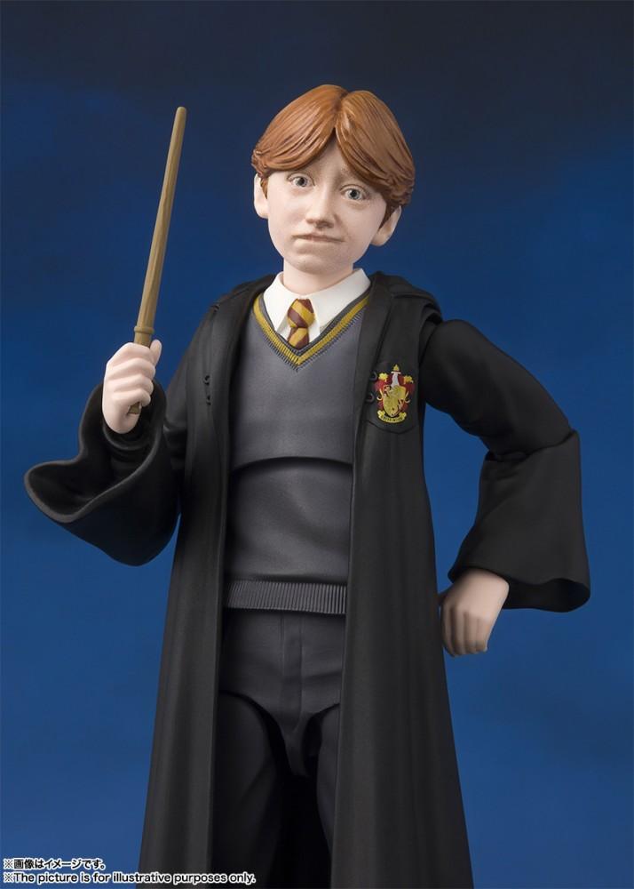 Bandai SHFiguarts Ron Weasley Harry Potter and the Philosophers Stone
