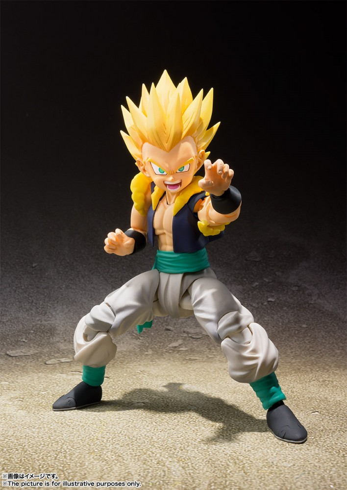 SHFiguarts Super Saiyan Gotenks Dragon Ball-Z