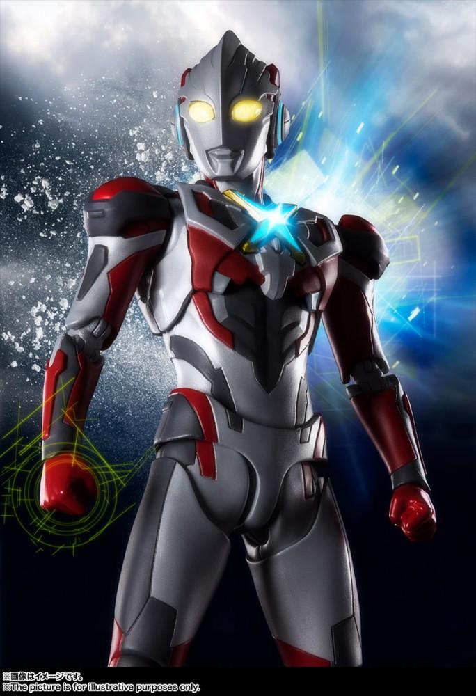 Bandai SHFiguarts Ultraman X