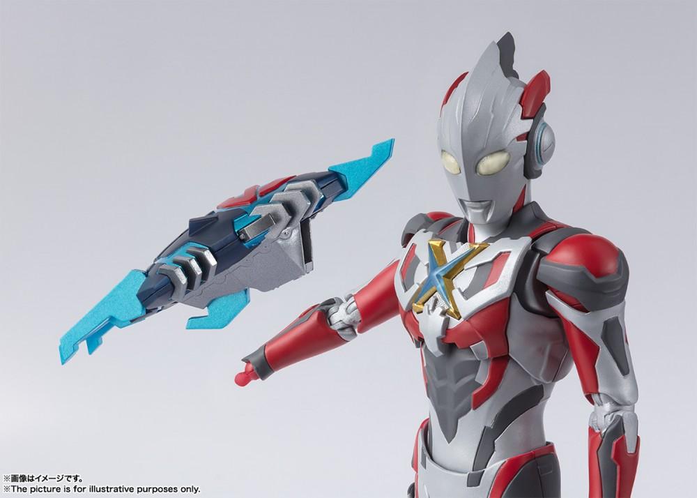 Bandai SHFiguarts Ultraman X Gomora Armor Set
