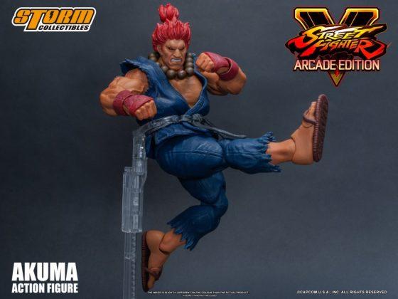 Storm Collectibles Akuma Street Fighter V Arcade Edition