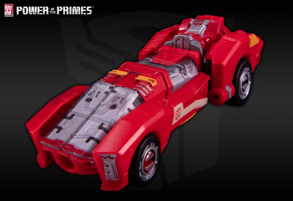 TakaraTomy Transformers Power of the Primes Autobot Nova Star