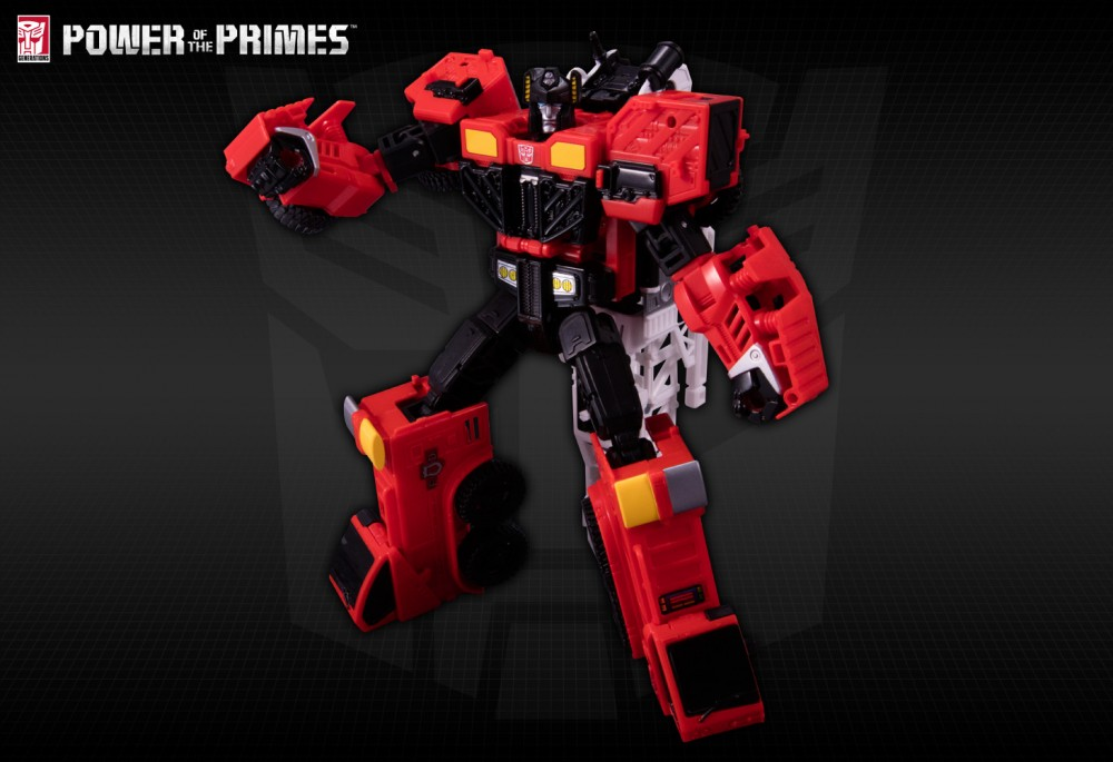 Transformers Power of the Primes PP-36 Autobot Inferno