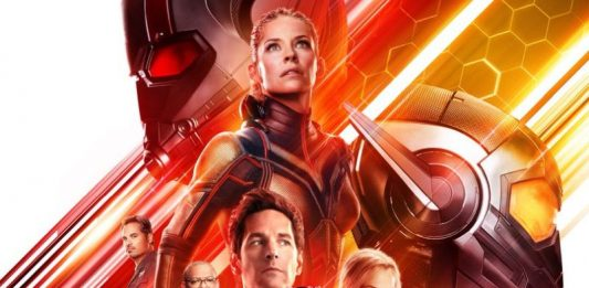 ant-man and the wasp promo poster
