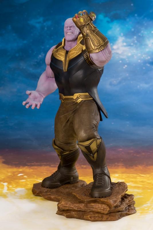 Kotobukiya ARTFX+ Series Thanos Infinity War