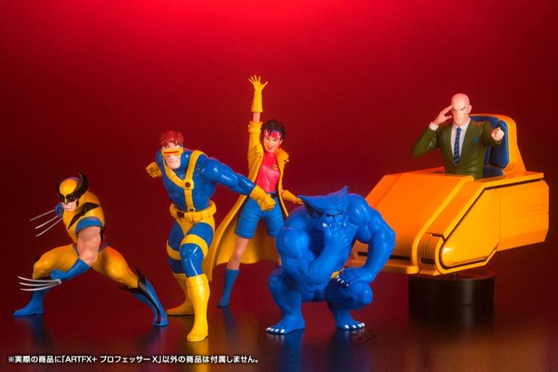 Kotobukiya ARTFX+ X-Men Series Professor X Marvel Universe