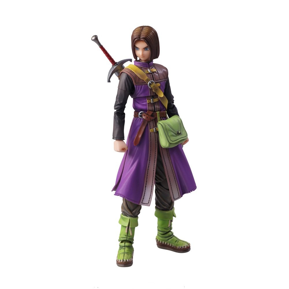 Square Enix Bring Arts Hero Dragon Quest XI