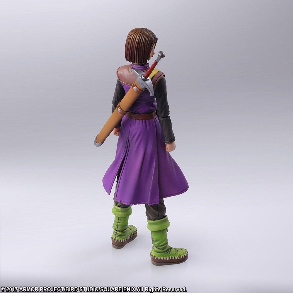 Square Enix Bring Arts Hero Dragon Quest XI