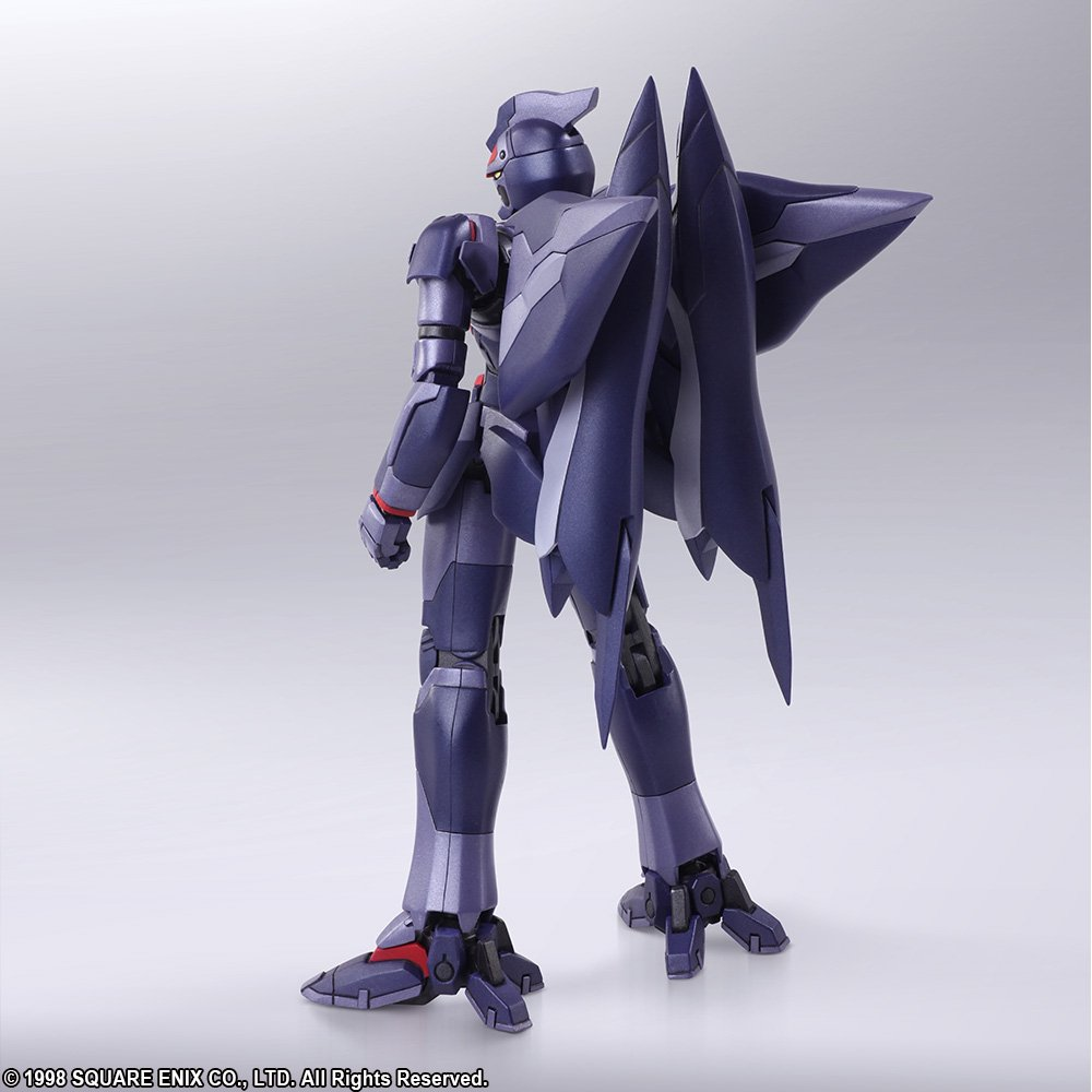 Square Enix Bring Arts Xenogears Weltall