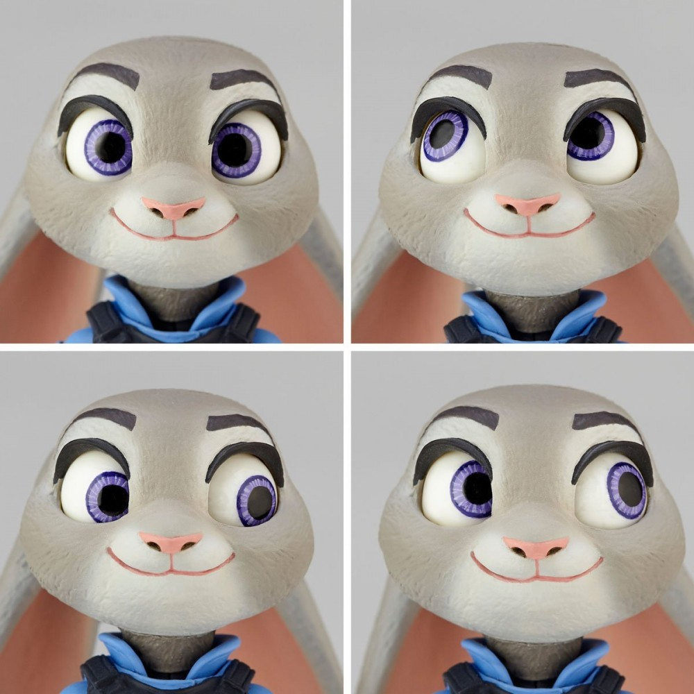 Figure Complex Movie Revo Series Judy Hopps Reissue