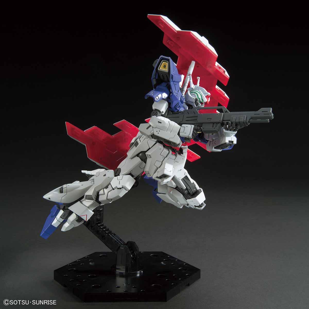 Bandai HGUC Moon Gundam Model Kit