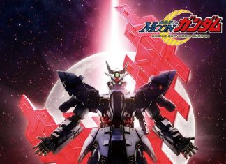 Bandai HGUC Moon Gundam Model Kit