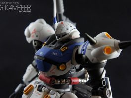 Amuro Custom MG Kampfer