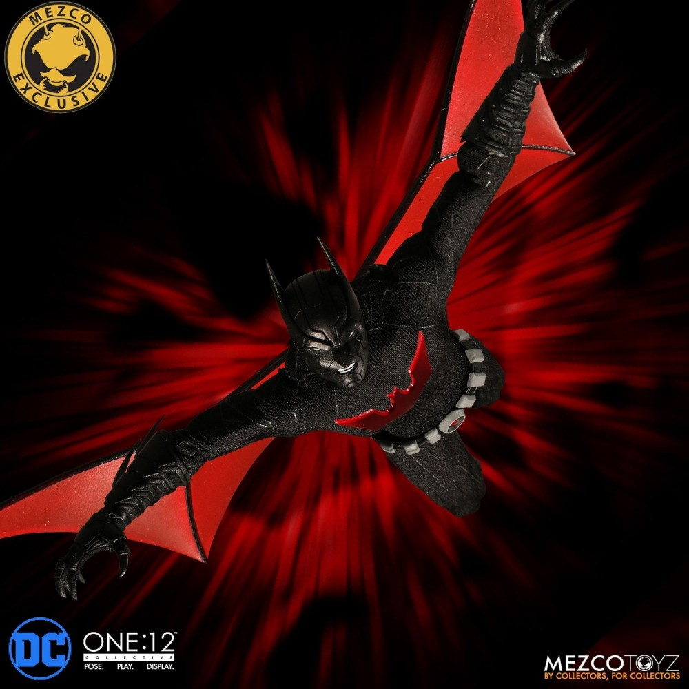 Mezco Toyz One:12 Collective Batman Beyond