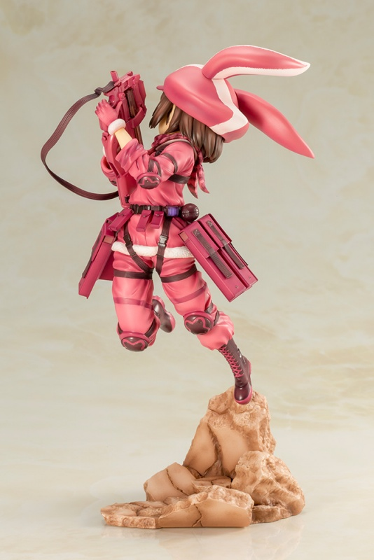 PVC Figure LLENN Gun Gale Online
