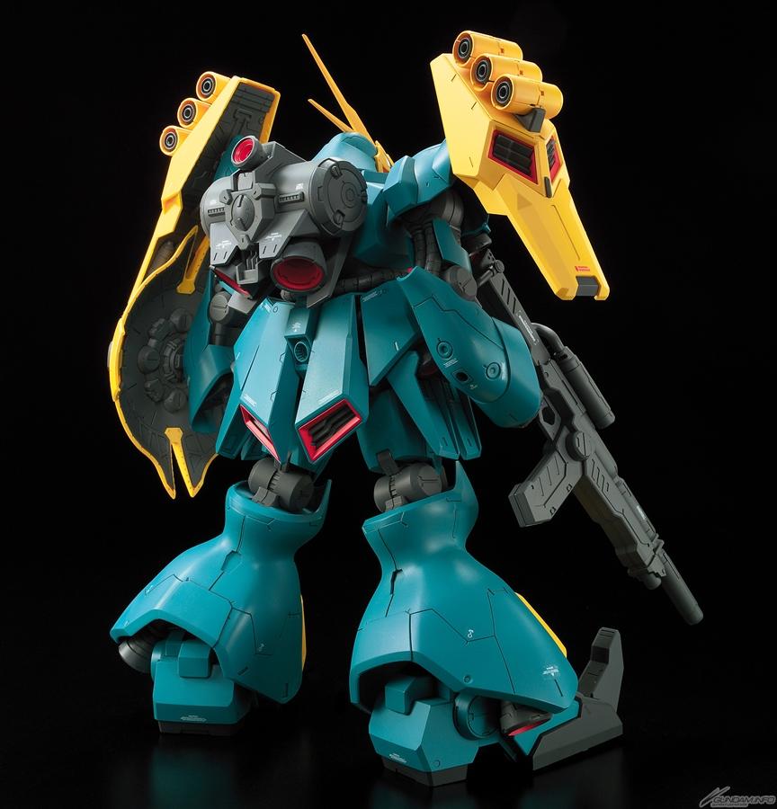 Bandai RE 100 Jagd Doga Gyunei Guss Custom