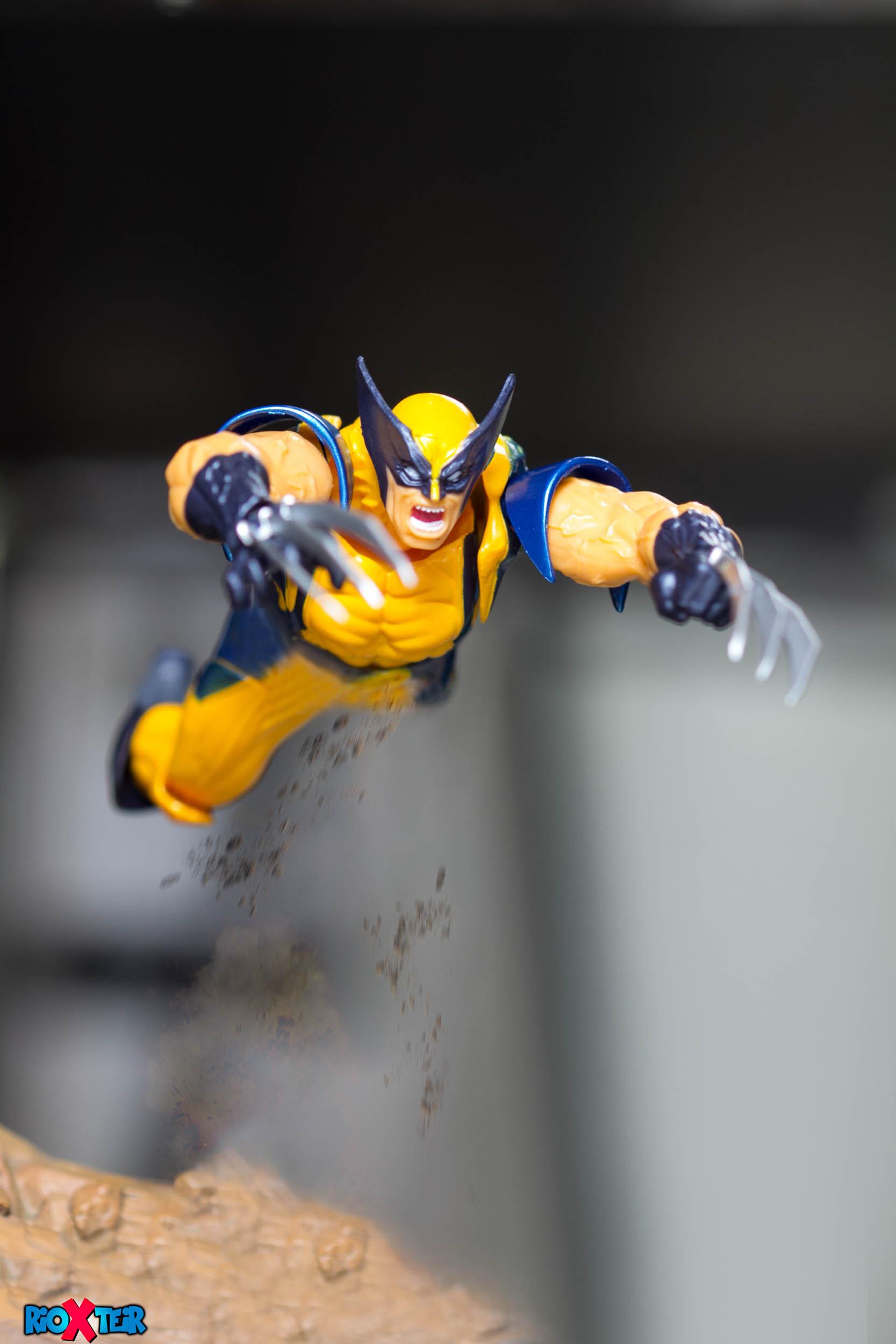 Revoltech Wolverine Weapon X
