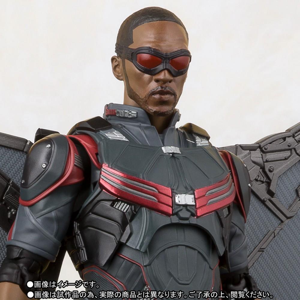 Bandai SHF Falcon Avengers Infinity War