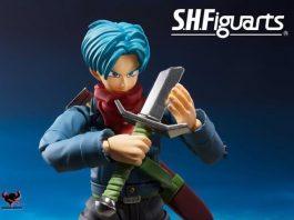 SHFiguarts Future Trunks Super Saiyan