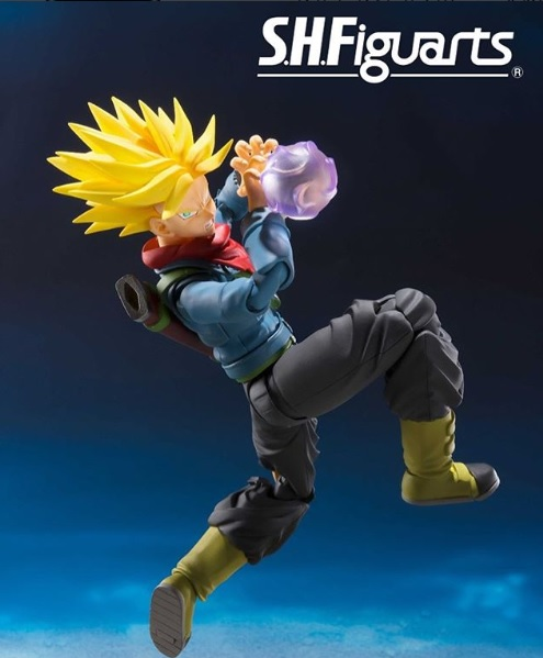 SHFiguarts Future Trunks Super Saiyan