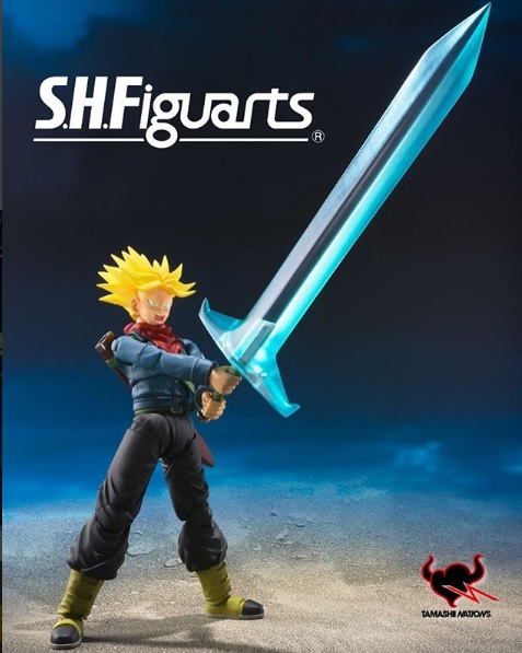 Bandai SHFiguarts Future Trunks Super Saiyan