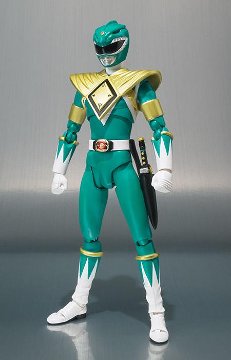 Bandai SHFiguarts Green Ranger SDCC 2018