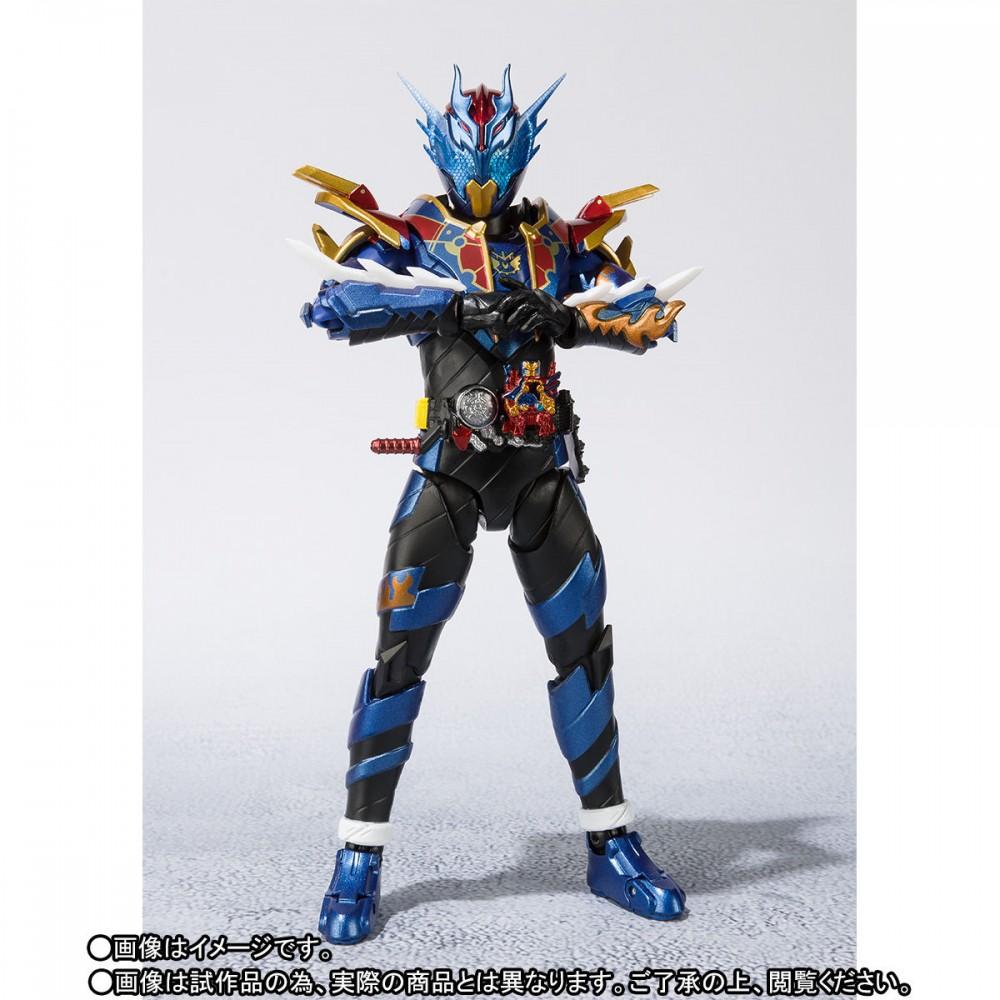 Bandai SHFiguarts Kamen Rider Great Cross-Z