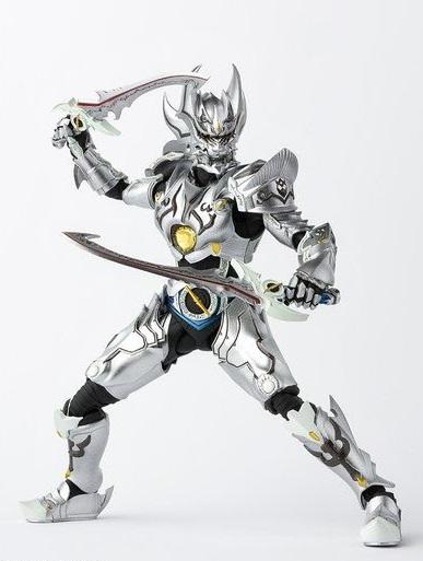 Bandai SHF Shinkocchou Seihou Silver Fanged Knight Zero