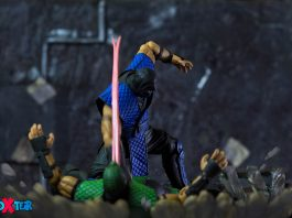 Storms Collectibles Sub-Zero and Storm Collectibles Reptile