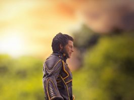 Hot Toys Wolverine Stands Still