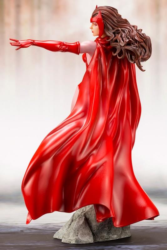 Kotobukiya ARTFX+ Marvel Universe Scarlet Witch