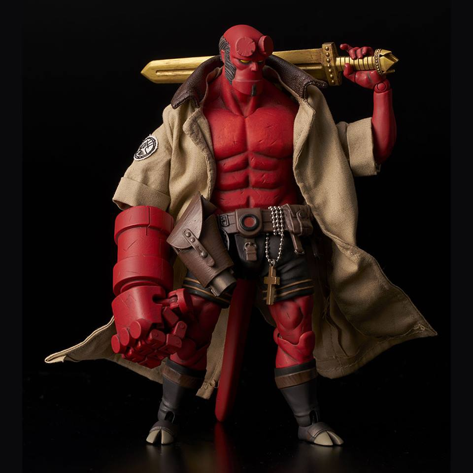 Dark Horse Direct and 1000Toys Hellboy Action Figure