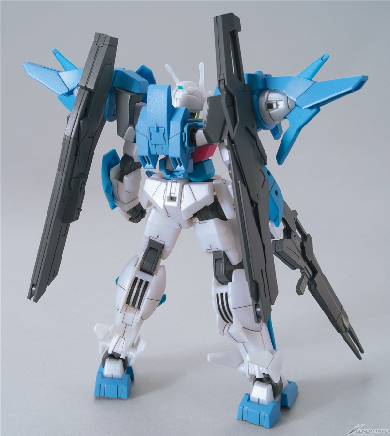 Bandai HGBD Gundam 00 Sky Higher Than Sky Phase