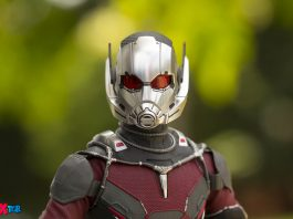 Hot Toys Ant-Man Civil War Going Outdoor