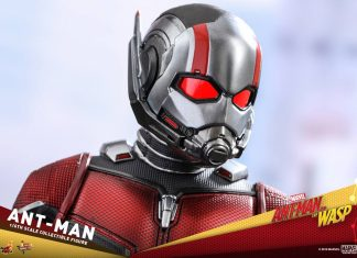 Hot Toys Ant-Man Collectible Figure Ant-Man and The Wasp